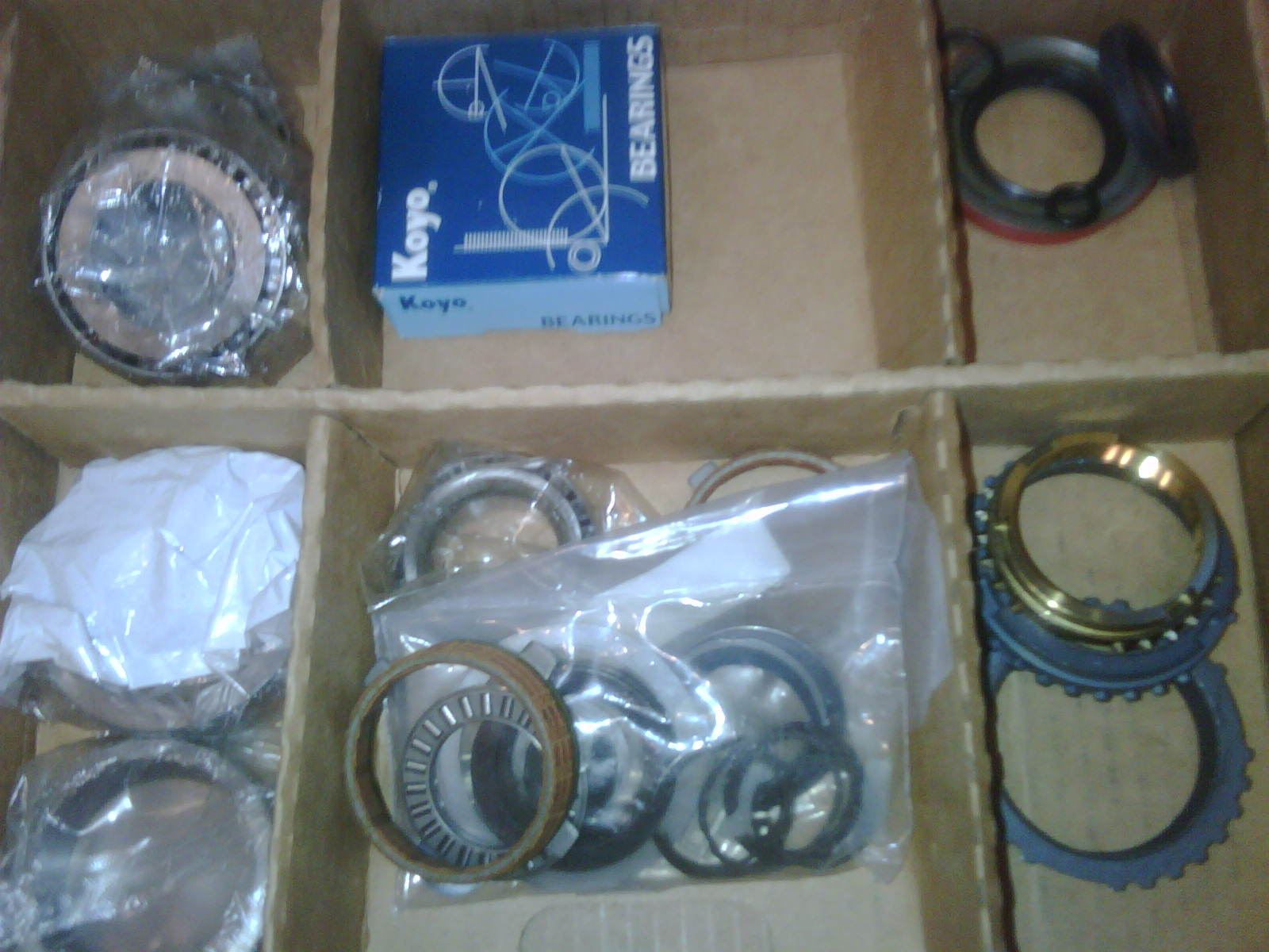 Manual_Transmission_Rebuild_Kit, Muncie, M22, M21, M20, T-5